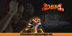 Online Boxing Manager